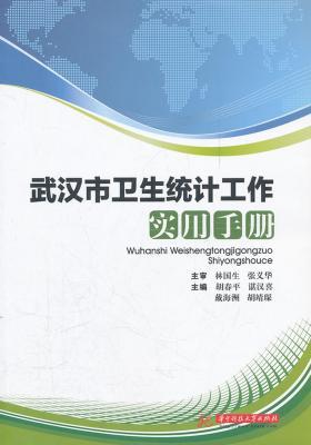 武汉市卫生统计工作实用手册(仅适用PC阅读)