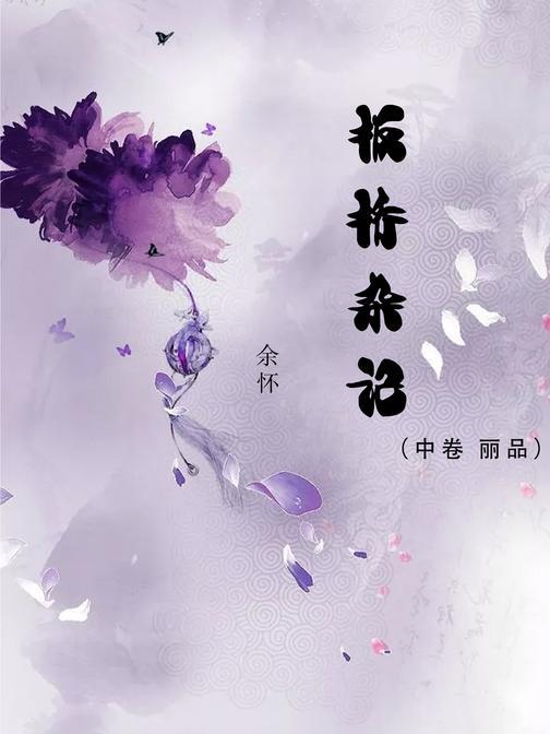 板桥杂记(中卷 丽品)