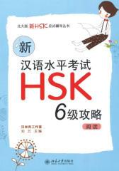 新汉语水平考试HSK(6级)攻略:阅读(北大版新HSK应试辅导丛书)