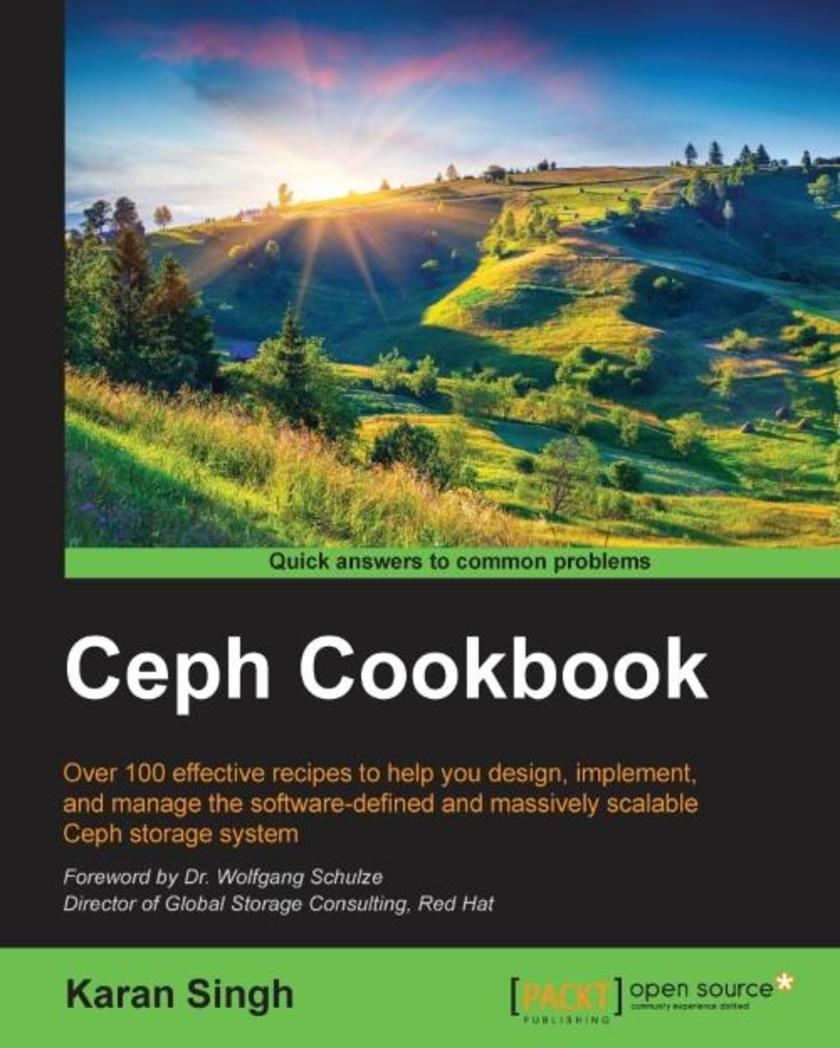 Ceph Cookbook