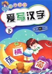 爱写汉字(下)-魔力铅笔(仅适用PC阅读)