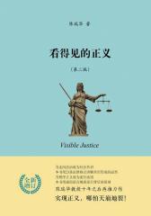 看得见的正义(经典再版,法学入门必读书)