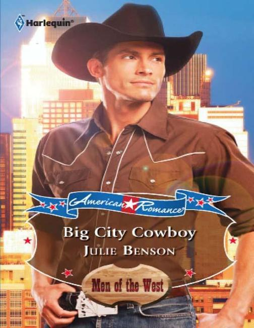 Big City Cowboy (Mills & Boon American Romance) (American Romance's Men of the W
