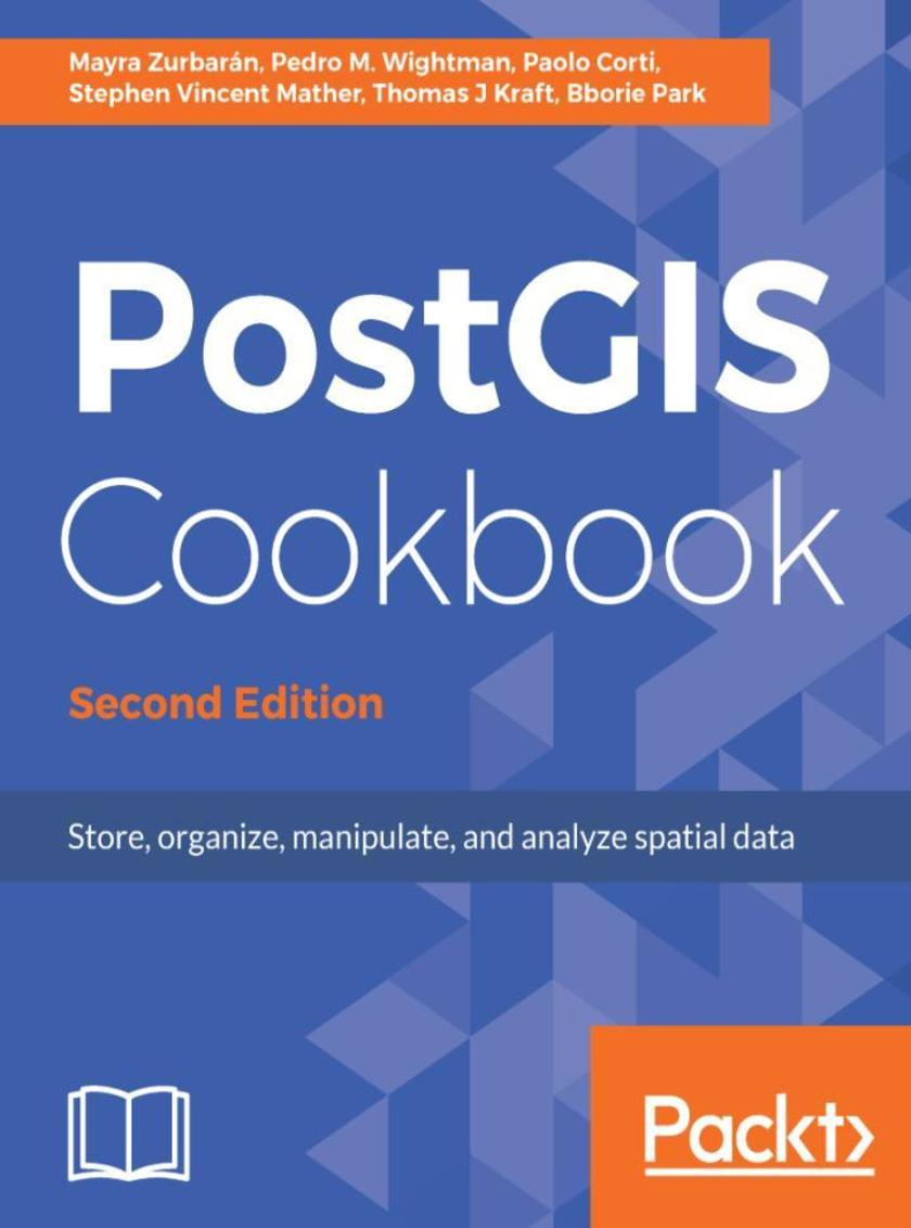 PostGIS Cookbook - Second Edition