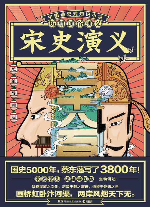 历朝通俗演义-宋史演义(思维导图版)