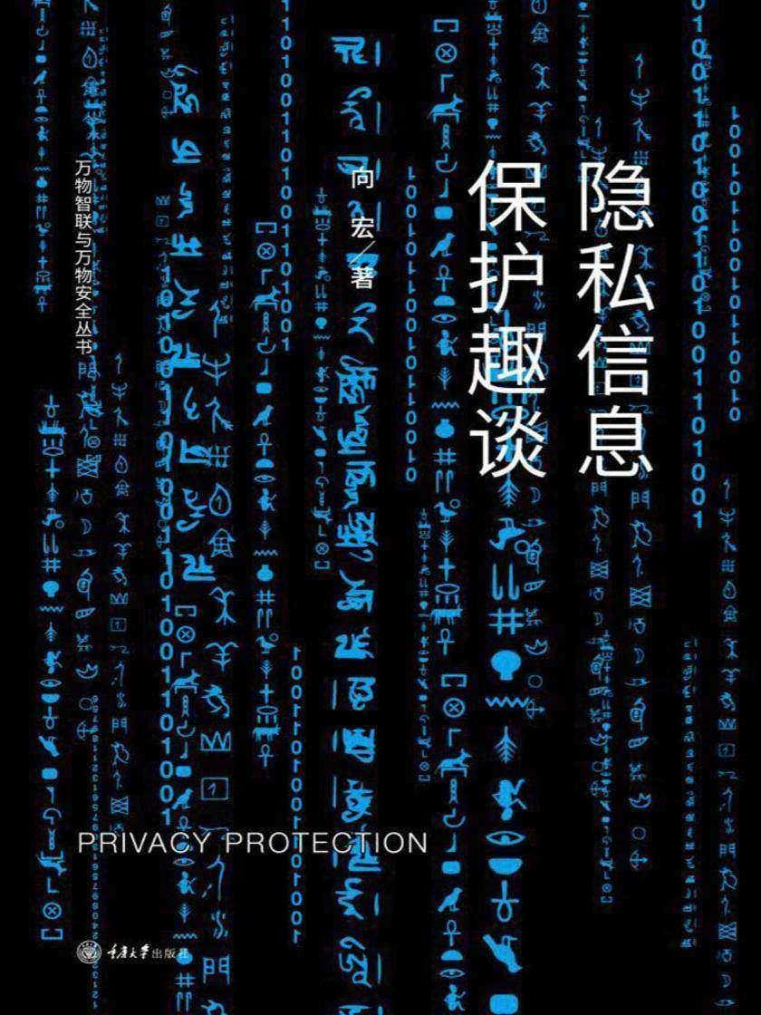 隐私信息保护趣谈(万物智联与万物安全丛书)