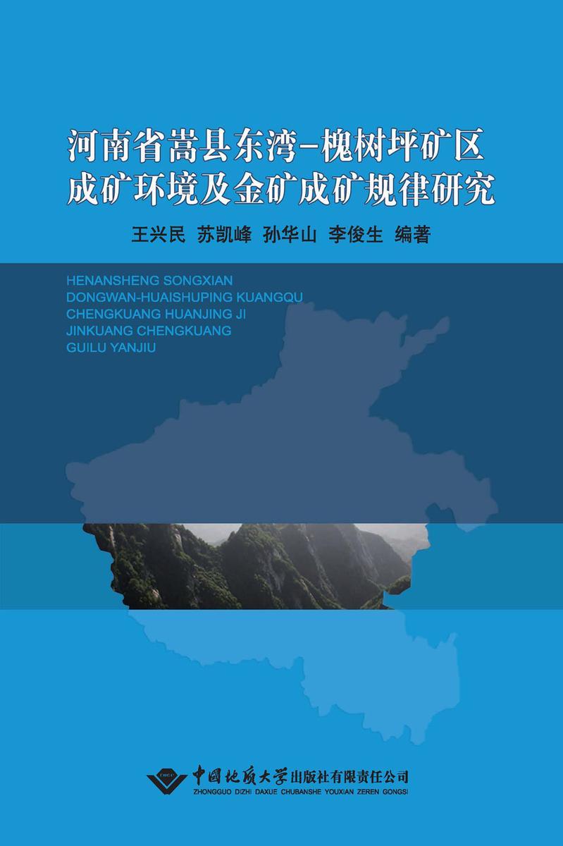河南省嵩县东湾-槐树坪矿区成矿环境及金矿成矿规律研究