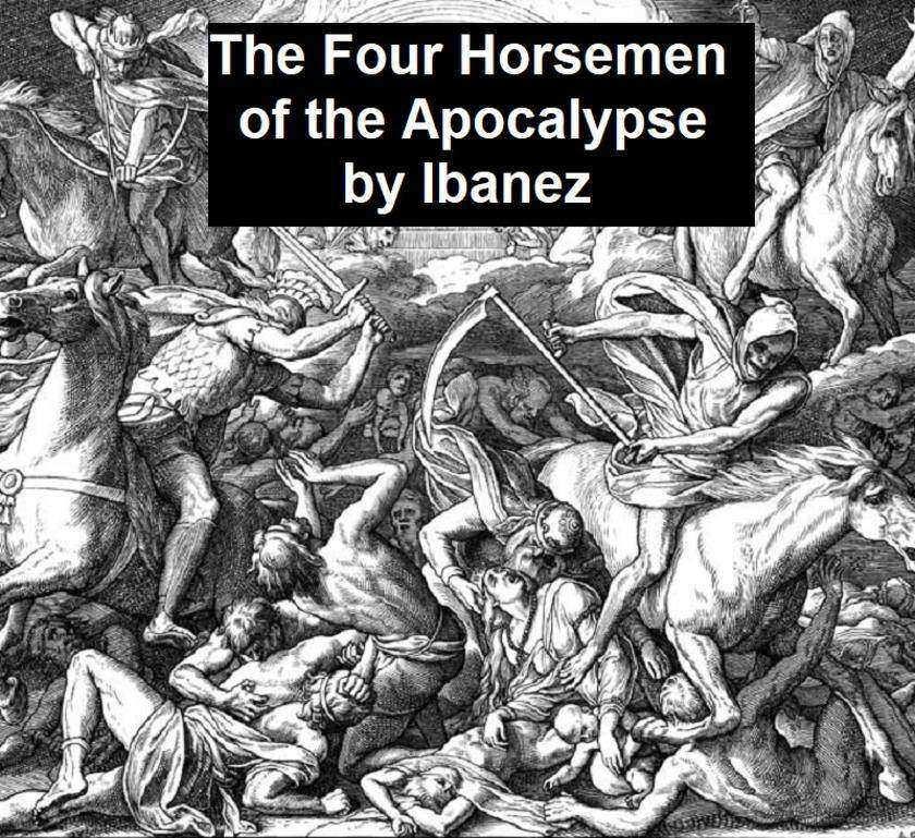 The Four Horsemen of the Apocalypse
