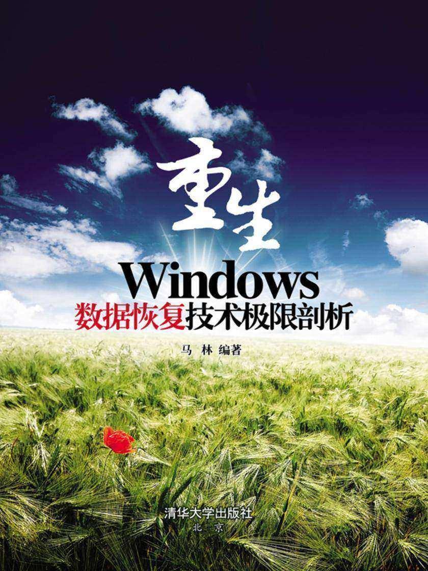 重生——Windows数据恢复技术极限剖析(仅适用PC阅读)