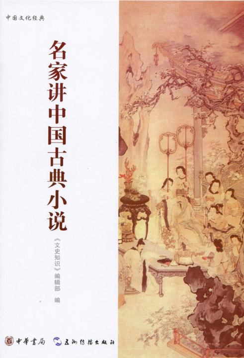 名家讲中国古典小说