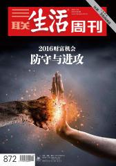 三联生活周刊·2016财富机会:防守与进攻(2016年4期)(电子杂志)