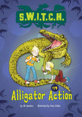 #14 Alligator Action