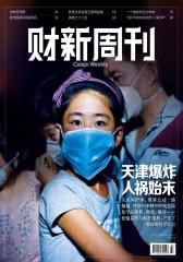 财新周刊 2015年第33期 总第668期(电子杂志)