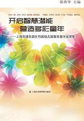 开启智慧潜能营造多彩童年:上海市浦东新区竹园幼儿园教育教学成果集