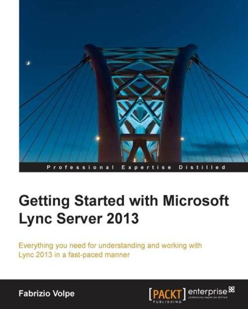 Getting Started with Microsoft Lync Server 2013