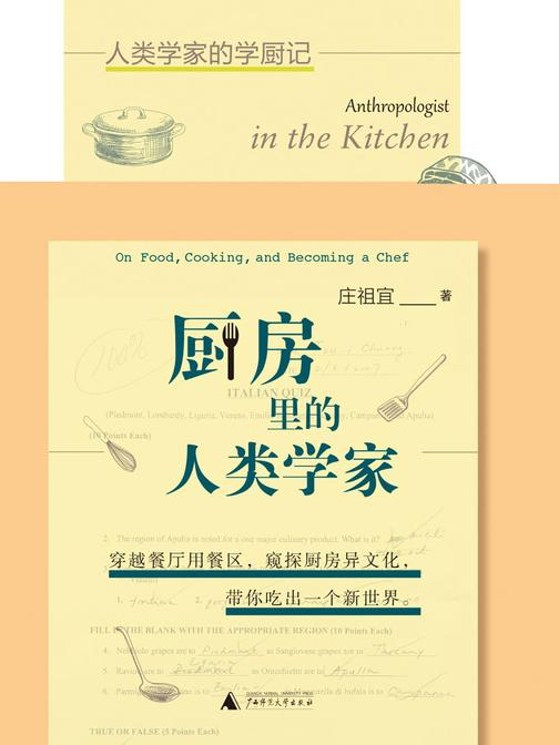 厨房里的人类学家