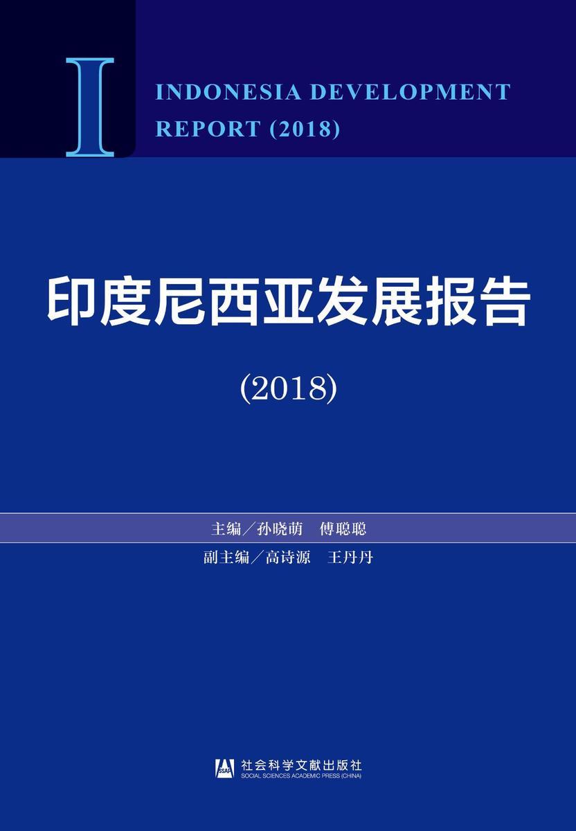 印度尼西亚发展报告(2018)