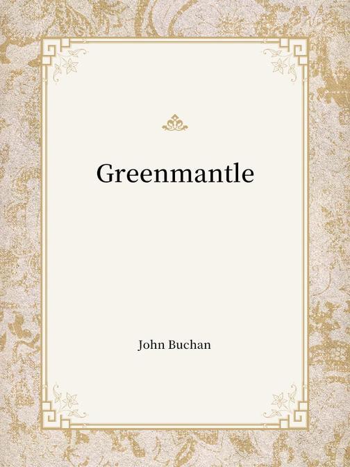 Greenmantle