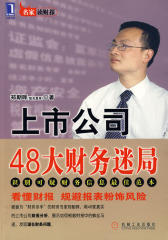 上市公司48大财务迷局(试读本)