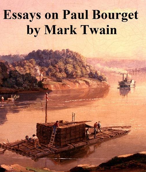 Essays on Paul Bourget