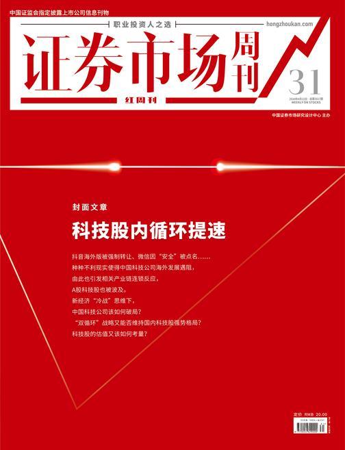 科技股内循环提速 证券市场红周刊2020年31期
