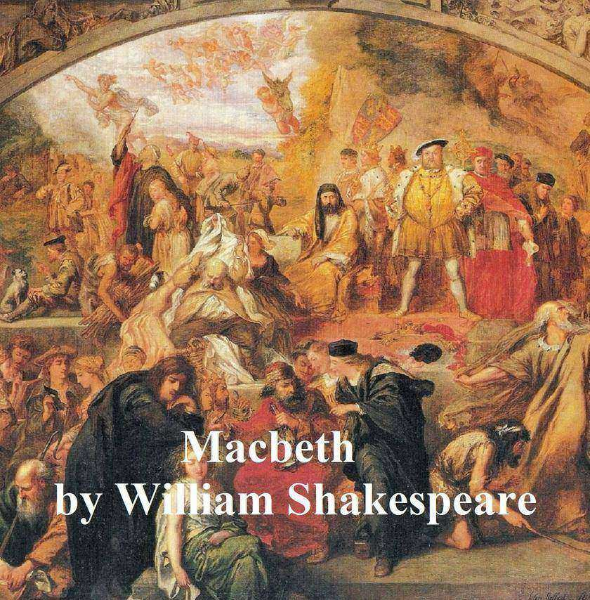Macbeth, with line numbers