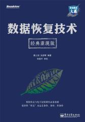 数据恢复技术(经典重现版)(试读本)(仅适用PC阅读)