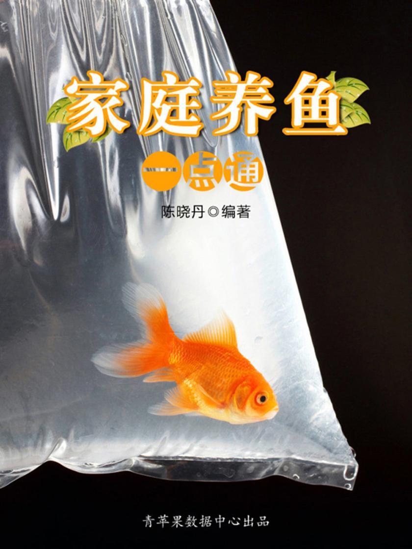 家庭养鱼一点通(最实用的居家小书)