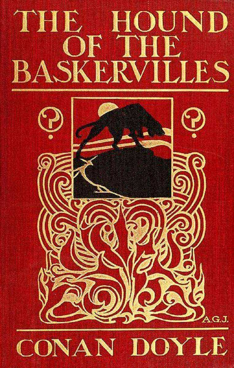 The Hound of the Baskervilles, Third of the Four Sherlock Holmes Novels