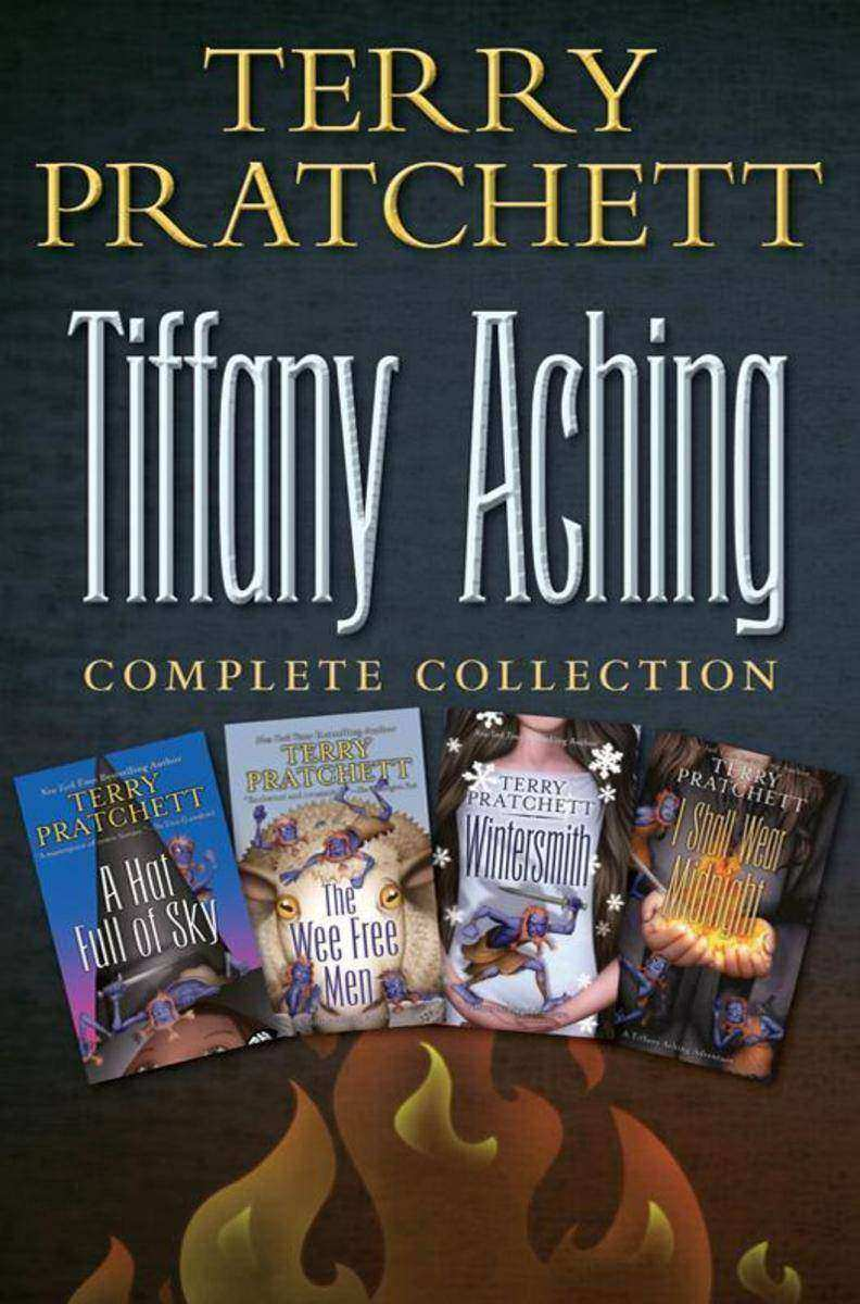 Tiffany Aching 4-Book Collection