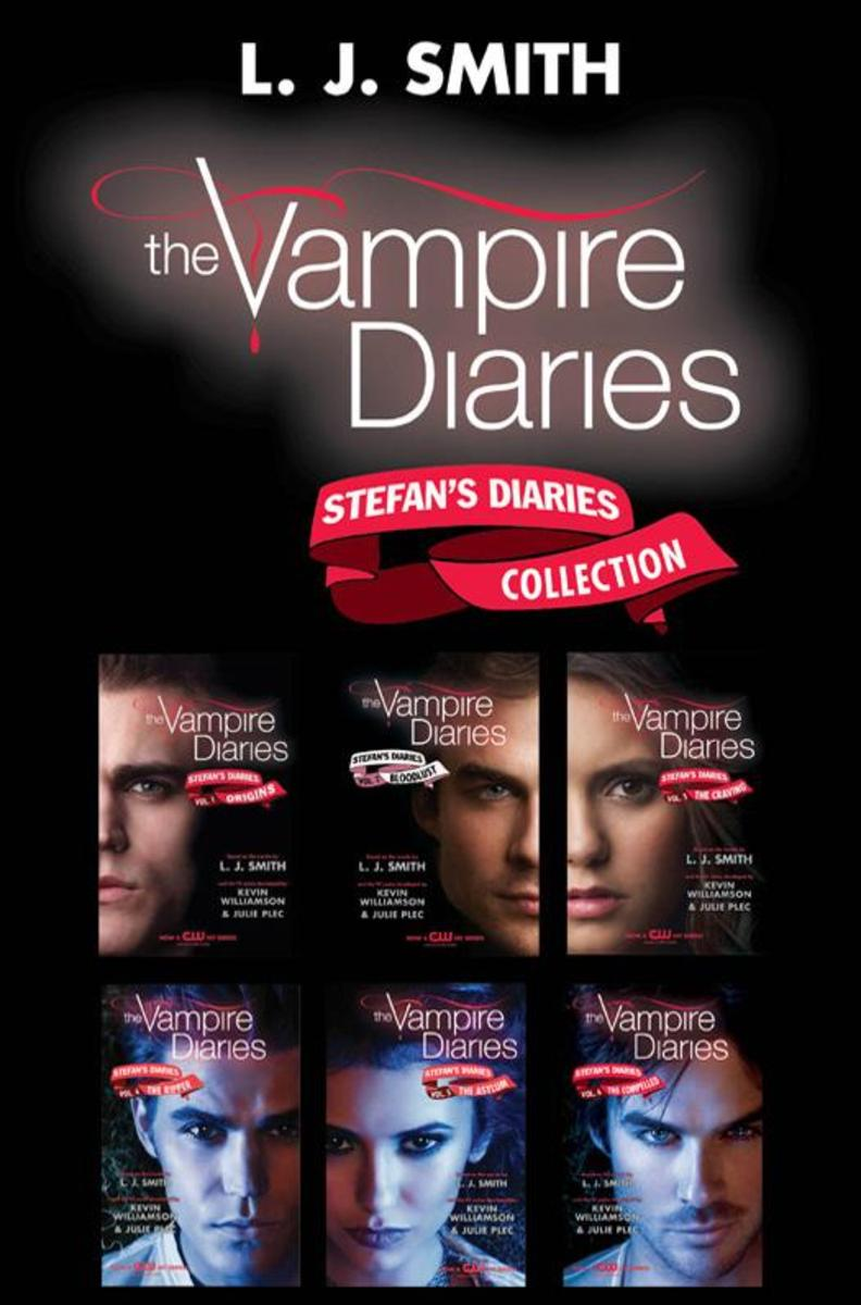 The Vampire Diaries: Stefan's Diaries Collection