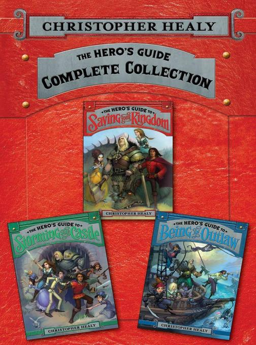 The Hero's Guide Complete Collection