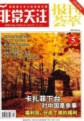 非常关注 月刊 2011年10期(电子杂志)(仅适用PC阅读)