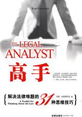 高手:解决法律难题的31种思维技巧