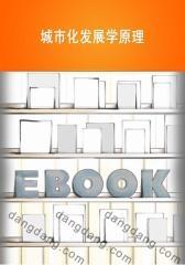 城市化发展学原理——城市化发展学(第2卷)