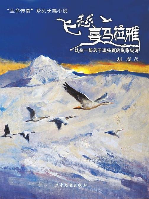 """""""生命传奇""""系列长篇小说:飞越喜马拉雅"""
