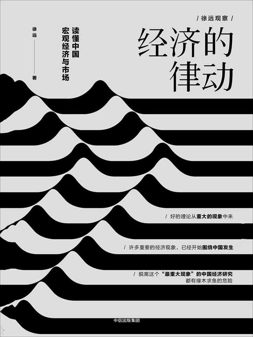 经济的律动:读懂中国宏观经济与市场