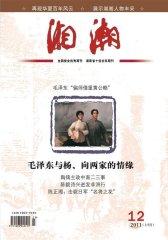 湘潮 月刊 2011年12期(电子杂志)(仅适用PC阅读)