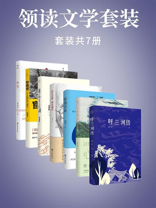 领读文学套装:(现当代文学优质文学,阅读,做回普通读者,做个有教养、懂常识、明事理的人)