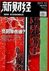 新财经 月刊 2011年12期(电子杂志)(仅适用PC阅读)