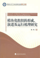 模块化组织的形成、演进及运行机理研究(仅适用PC阅读)