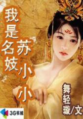 我是名妓苏小小(完)--第2部