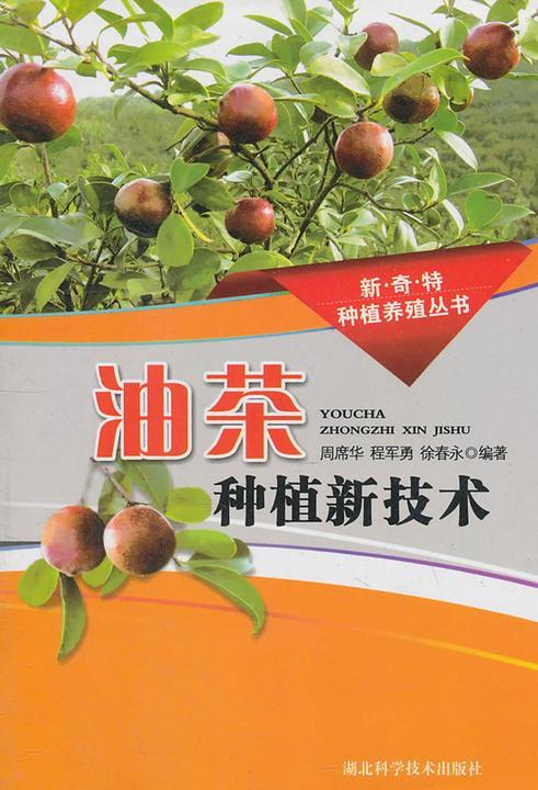 油茶种植新技术(新·奇·特种植养殖丛书)