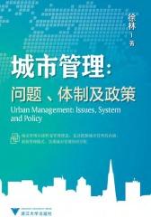 城市管理:问题、体制及政策
