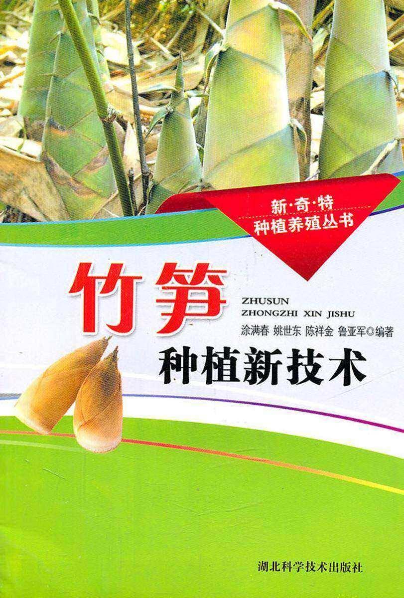 竹笋种植新技术(新奇特种植养殖丛书)