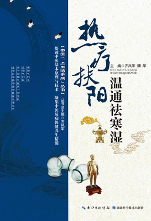 中医上工治未病丛书:热疗扶阳温通祛寒湿