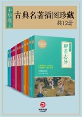 中华瑰宝:古典名著插图珍藏(共12册)