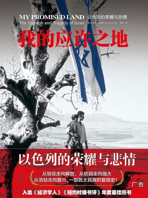我的应许之地:以色列的悲情与荣耀