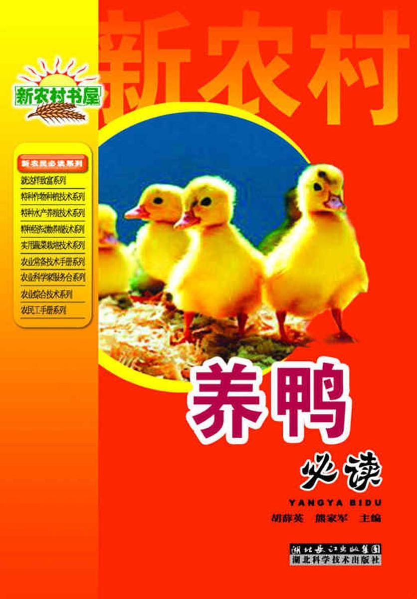 养鸭(新农村书屋)
