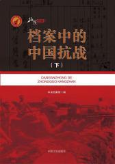档案中的中国抗战(下册)